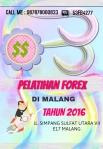 Belajar Forex Malang | Belajar Forex 2016 | Kursus Forex 2016