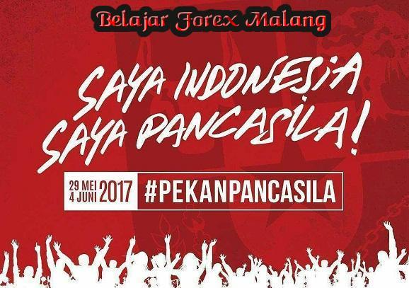 Saya Indonesia Saya Pancasila | Lahirnya Pancasila | Belajar Forex Malang